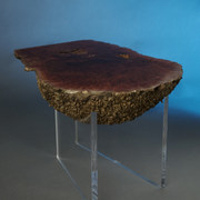 Jarrah Burr Occasional Table
