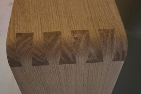 Solid Oak Bookcases della-Porta design