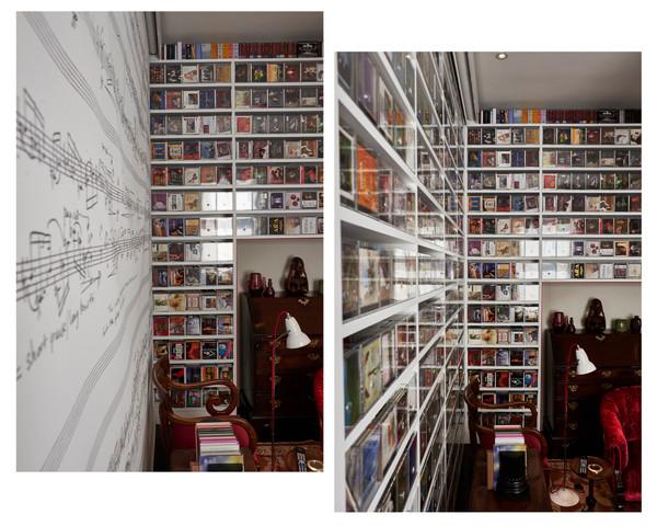 CD Shelving della-Porta design