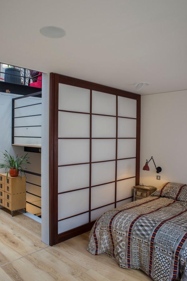 Padauk Room Divider della-Porta design