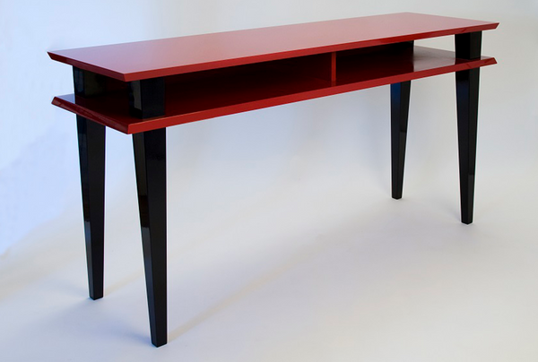 Japanese Inspired Desk della-Porta design