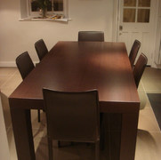 Wenge Dining Table