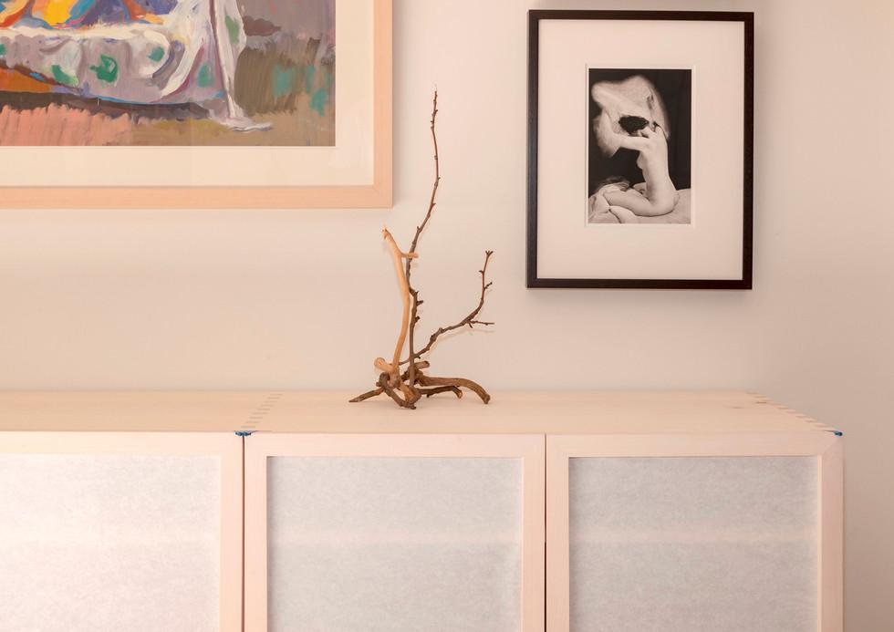 Sycamore Clothing Cabinet della-Porta design