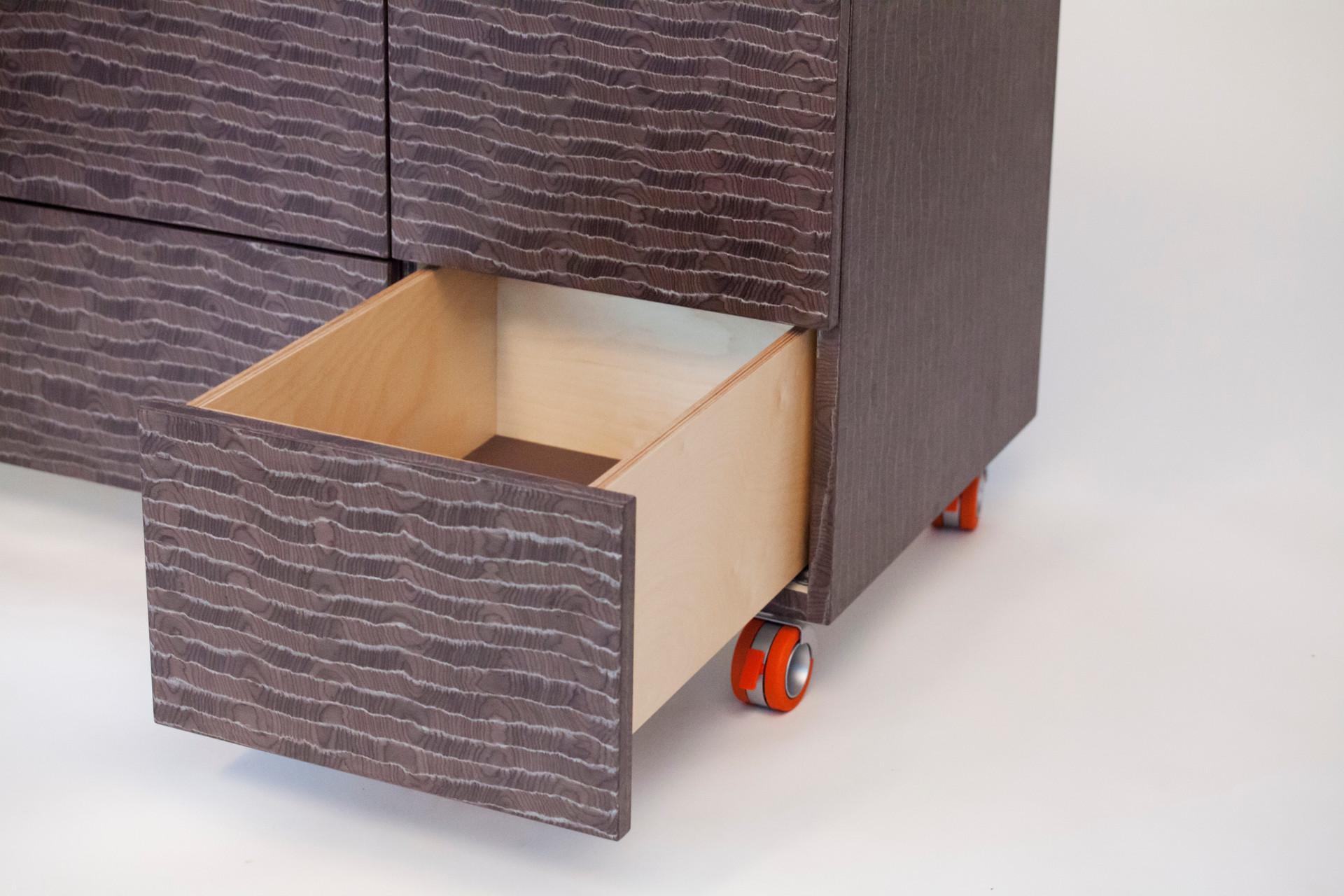 TVCabinet della-Porta design