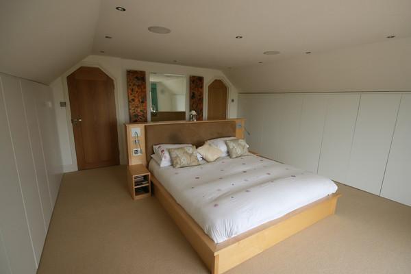 Bedroom Suite della-Porta design