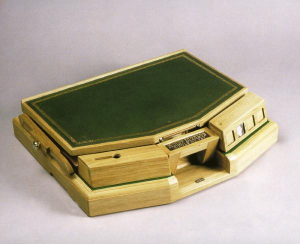 Portable Lectern della-Porta design