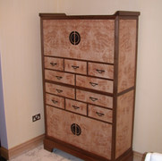 Japanese Dining Cabinet