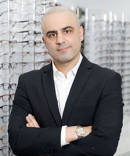 Pervaze Jan - Specialist Optometrist/Director