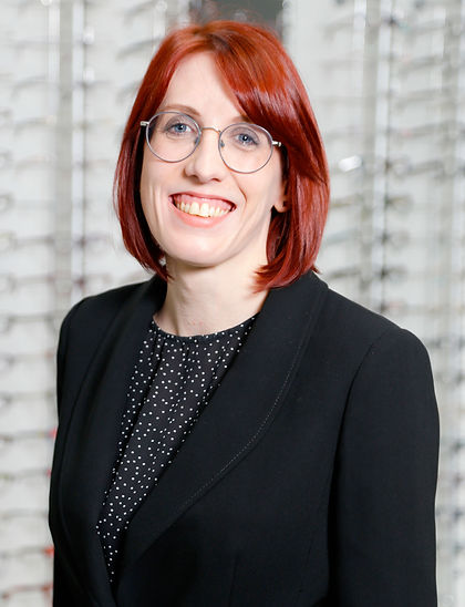 Kate Ryan - Marketing Manager/ Trainee Optical Advisor