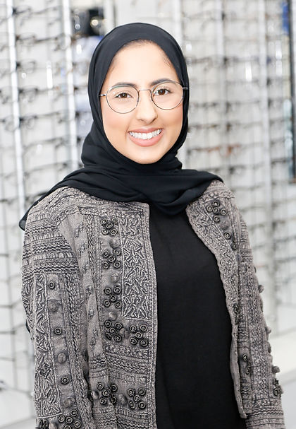 Anisa Mahmood - Dispensing Optician