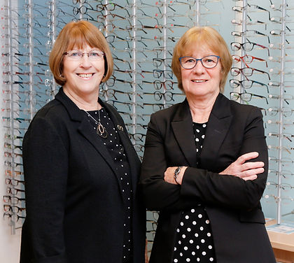 Margaret Joyce & Joy Watlow - Receptionists