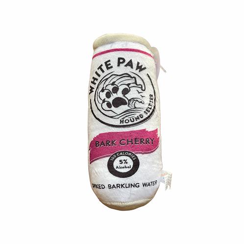 Bark Cherry White Paw