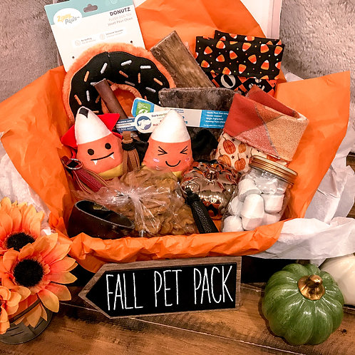 Fall Pet Pack