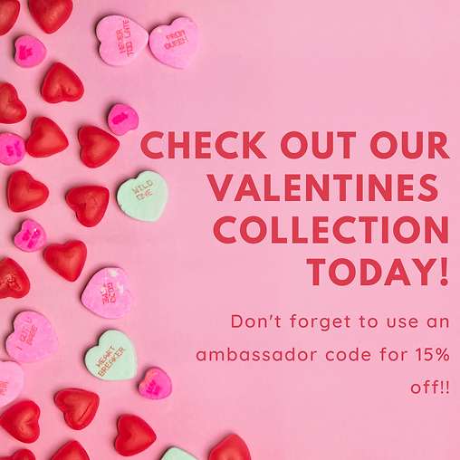 check out our valentines day collection