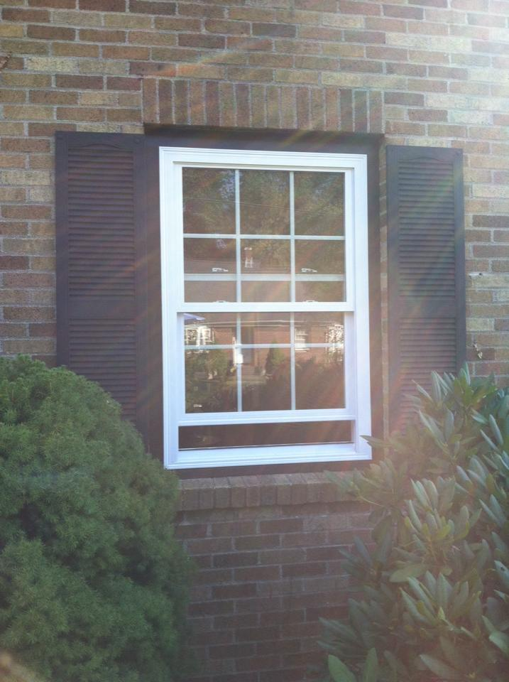 Window installs done right!