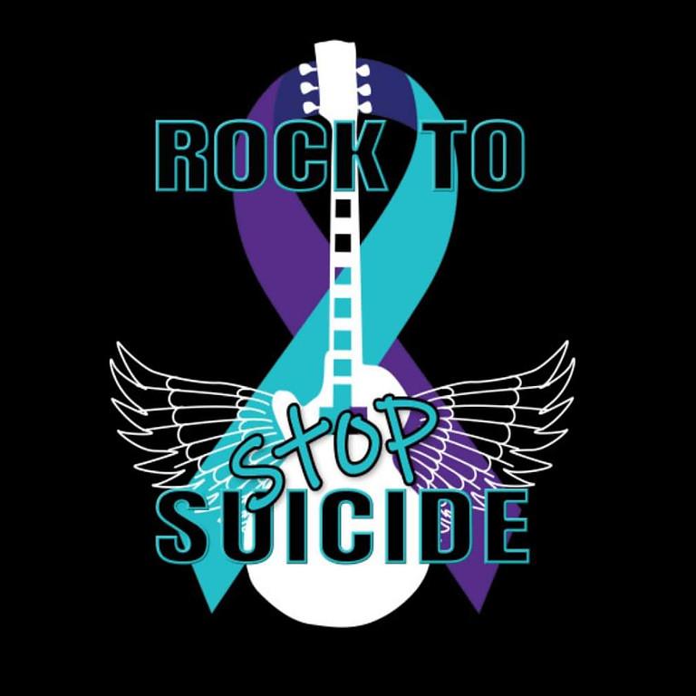 2021 Rock to Stop Suicide Concert Fundraiser