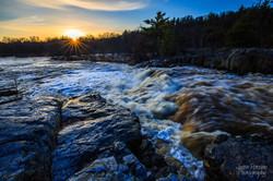 Big Falls Spring 2016 Runoff