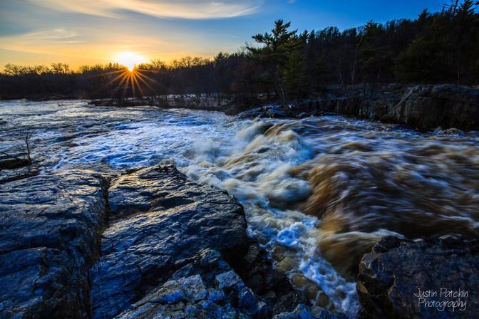 Big Falls Spring Runoff