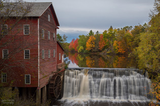 Autumn at Dells Mill