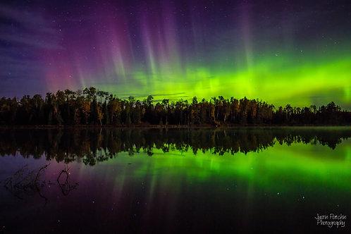 Bird Lake Aurora
