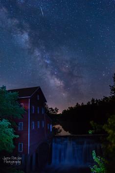 Dells Mill Milky Way - 2017
