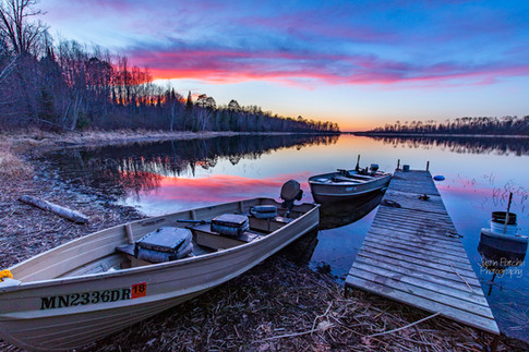 Minnesota Opener 2018 Sunset