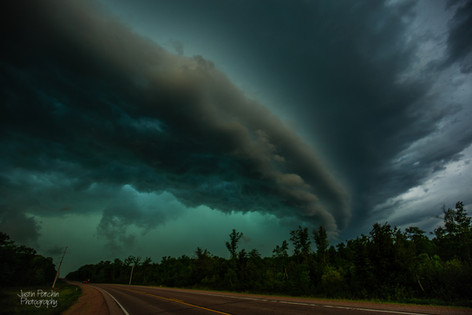 Augusta Storm Front