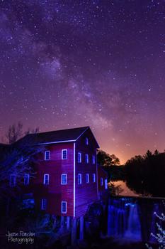 Dells Mill Milky Way