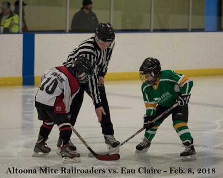 Altoona vs. Eau Claire (2/8/2018)