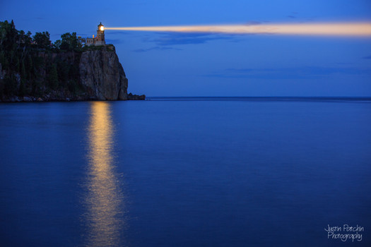 Split Rock Shines