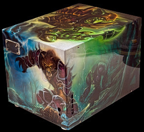 World of Warcraft computer case