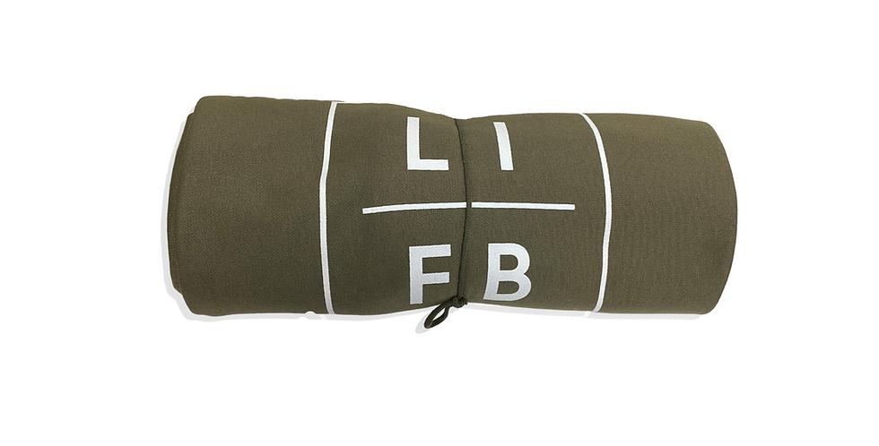 LIFB Pro-Weave Sweatshirt Blanket