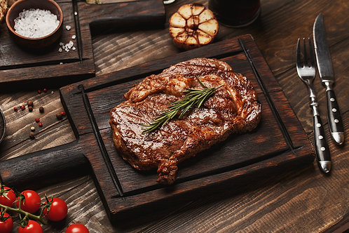 Boneless Ribeye Steaks (2-pack)