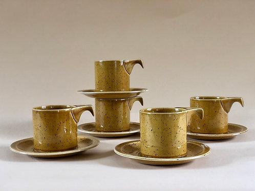 Kaffekoppar Thomas Celtic earthenware