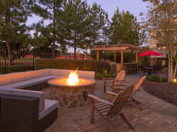 Reserve at North River Fire Pit and Outdoor Kitchen