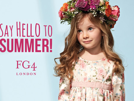 "Say ""Hello"" to Summer!"
