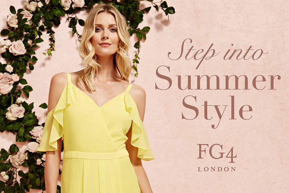 Step into Summer Style with FG4 London