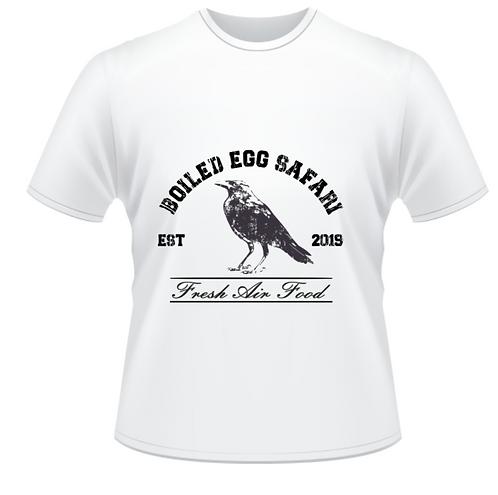 Boiled Egg Safari T
