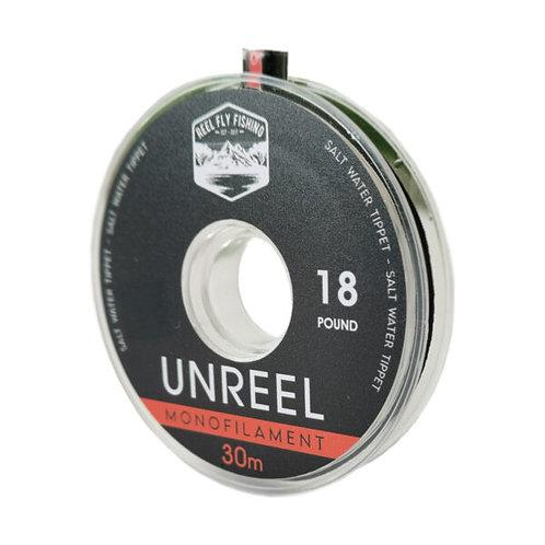 Unreel   Salt Water Tippet