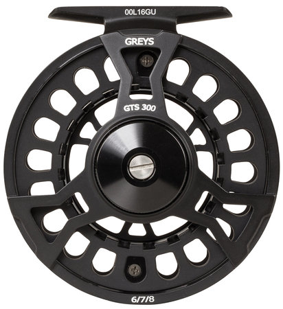 DEMO - Greys GTS300 spooled reel