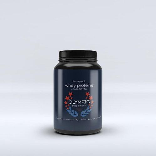 The Olympic Whey Proteïne Vanilla 1000 gram