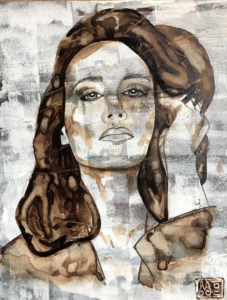 Portrait Gwen