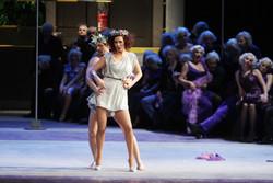 Eurydice/Orphée aux Enfers