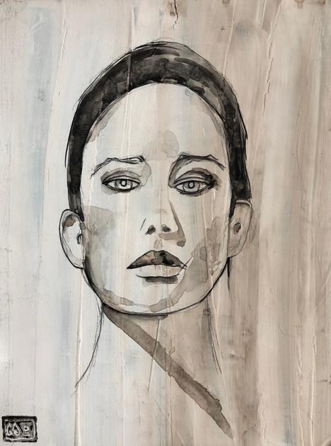 Portrait fumé