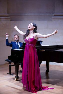 Recital with Giulio Zappa