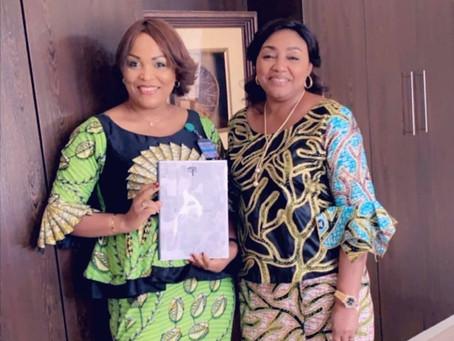 Rencontre avec la Première Dame de la République Démocratique du Congo
