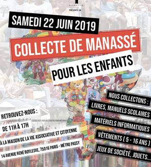 La Collecte de Manassé