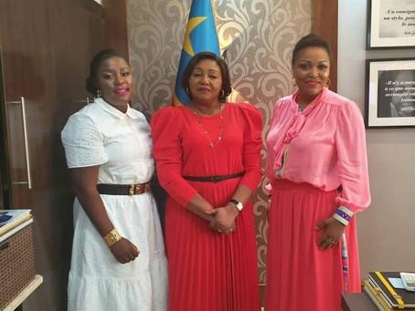 Second entretien avec Madame Denise Nyakeru Tshisekedi