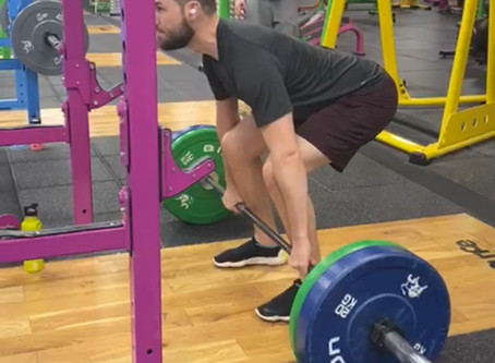 Are your deadlifts causing your back pain?