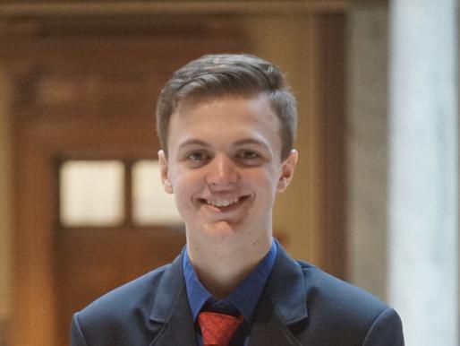 Meet the 2020 Officers - Luke Diehl
